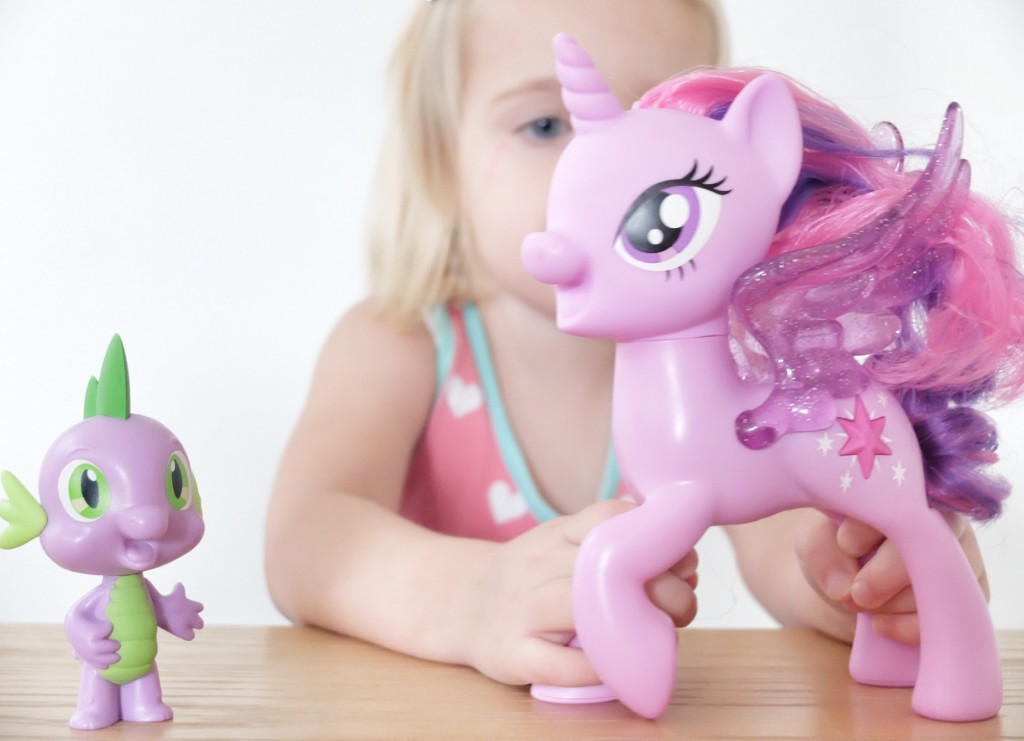 My Little Pony the movie Princess Sparkle & Spike