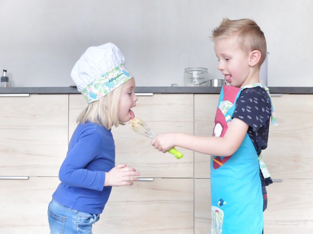 Lilliputiens little chef koken met kinderen