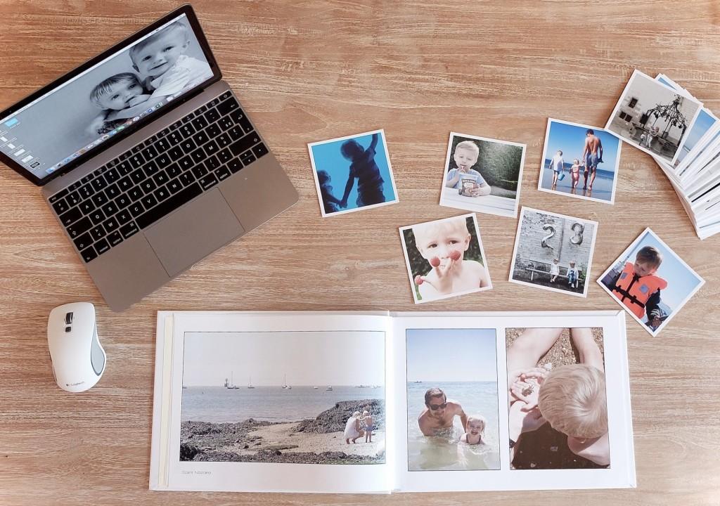 Fotoboek maken of foto's afdrukken