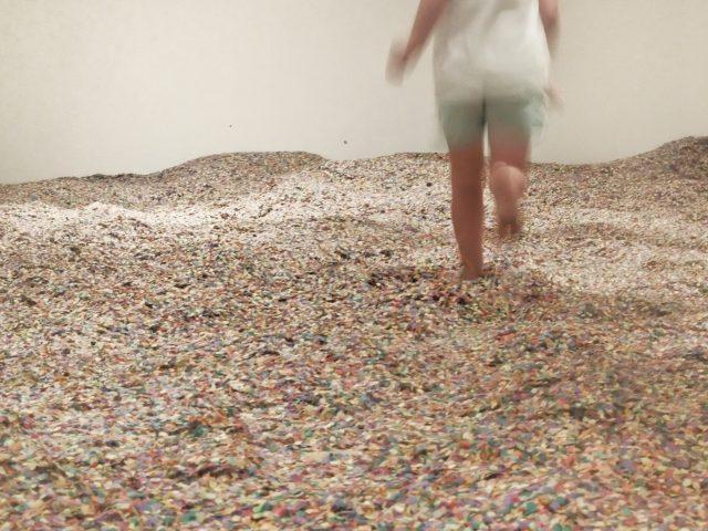 Confettikamer, PLAY in Kortrijk