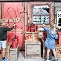 comicstation in Antwerpen, review herfstvakantie