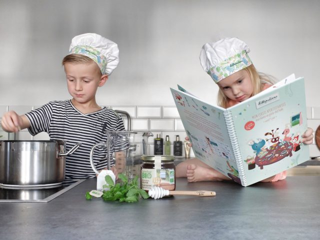 Lilliputiens kookboek ice tea