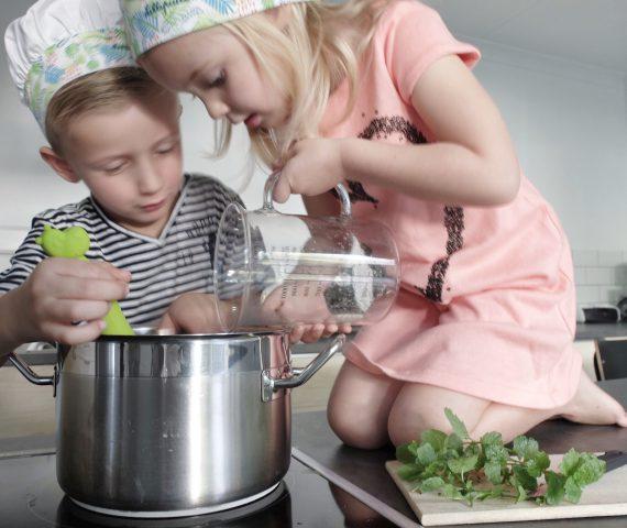 Lilliputiens kookboek kinderen hapjes aperitief