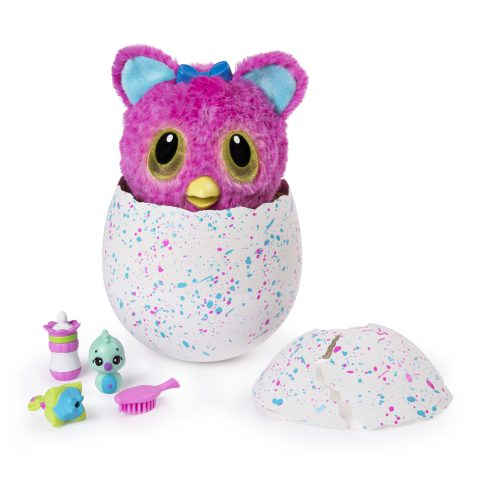 hatchibabies van hatchimals