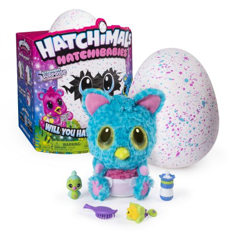 review hatchimals baby