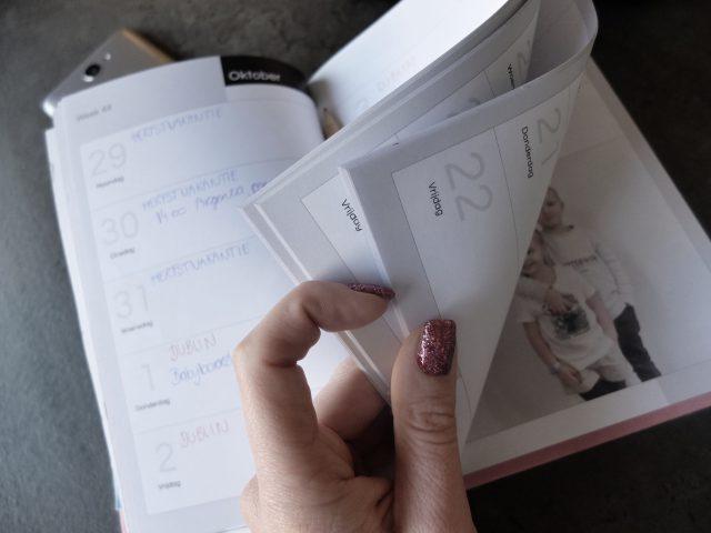 voordelen papieren agenda smartphoto