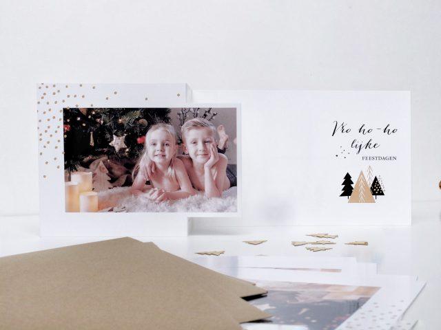 Tadaaz online kerstkaart ontwerpen