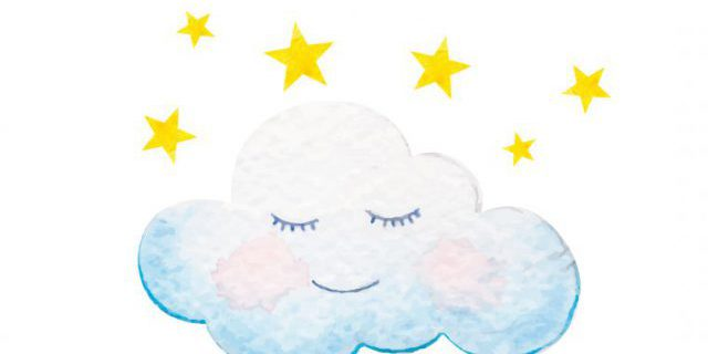 boven de wolken vrijwilliger fotograaf baby