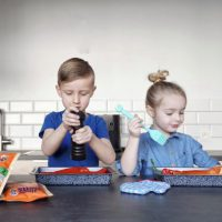 Cooking met kinderen: Uncle Ben's