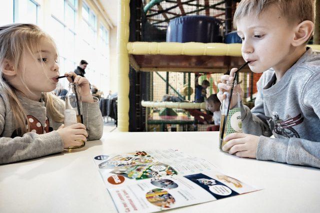 binnenspeeltuin Speel. in Zwevegem, bij Kortrijk