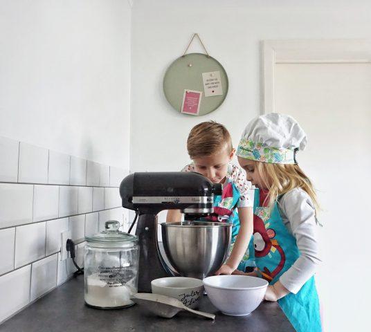 brood bakken met kinderen gemakkelijk
