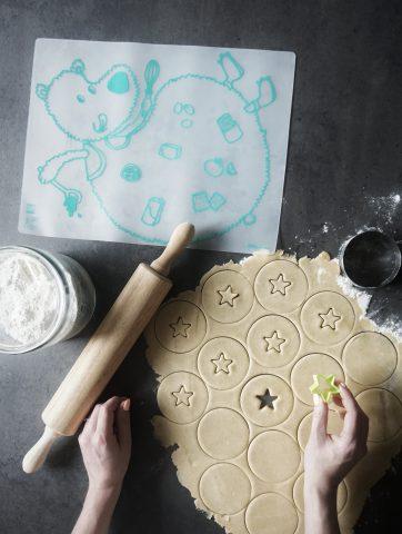 zelf confituurkoekjes maken met kinderen
