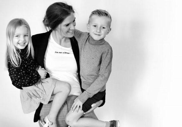 mode en kledingstijl als mama