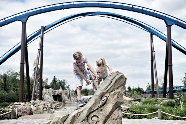 Ervaring Toverland met jonge kinderen ( 5 en 6 jaar)