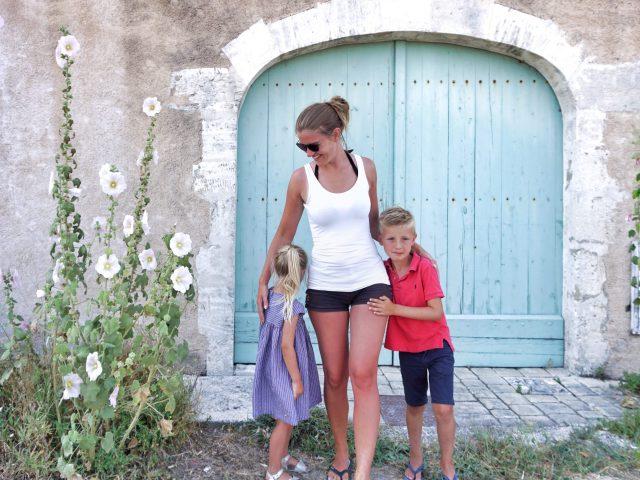 Ile d'aix, Frankrijk met kinderen