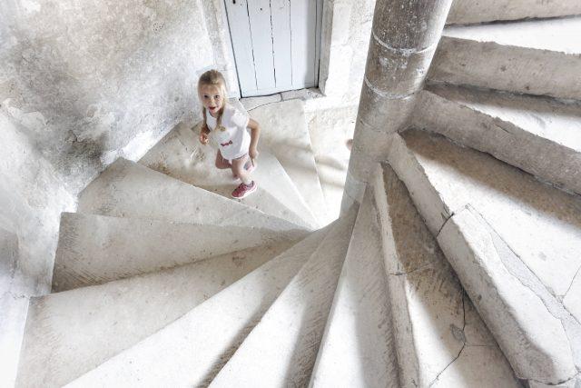 Vakantie Frankrijk met kinderen - kasteelbezoek