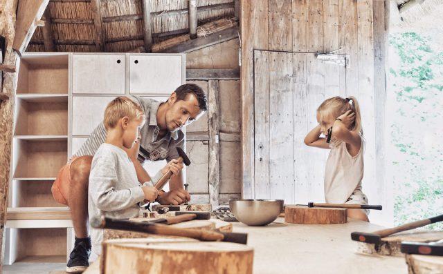 Bokrijk ateliers met kinderen