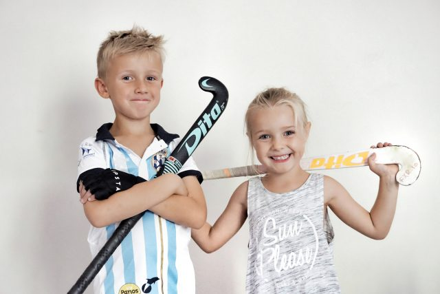 hobby kinderen hockey