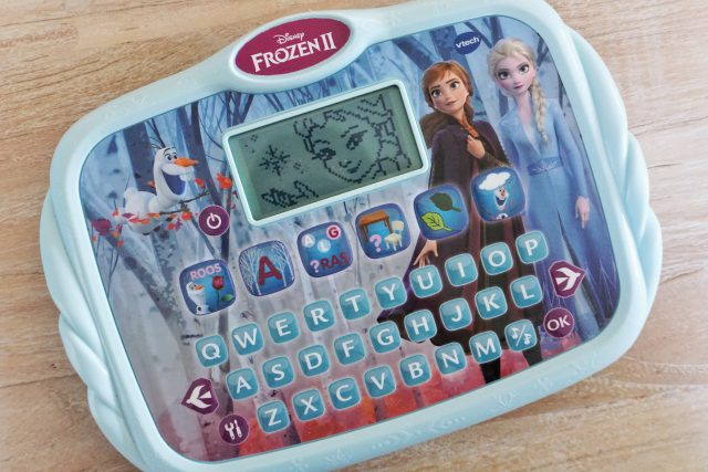 Vtech Frozen Tablet, Frozen 2 review