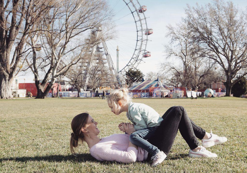 citytrip naar wenen met kinderen: prater