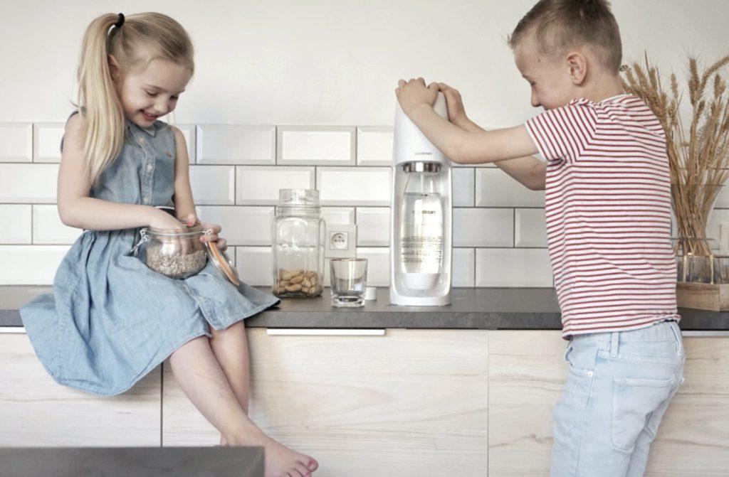 sodastream minder plastic meiplasticvrij