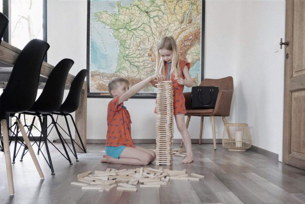 Kapla action houten speelgoed voor kinderen