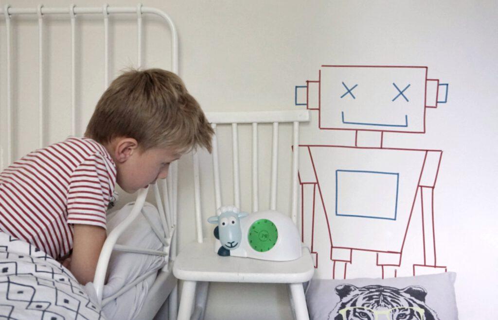ervaring slaaptrainer Sam, review als kinderwekker