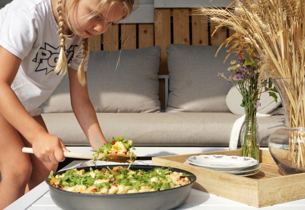 recept zomerse couscoussalade -goedgekeurd door kinderen