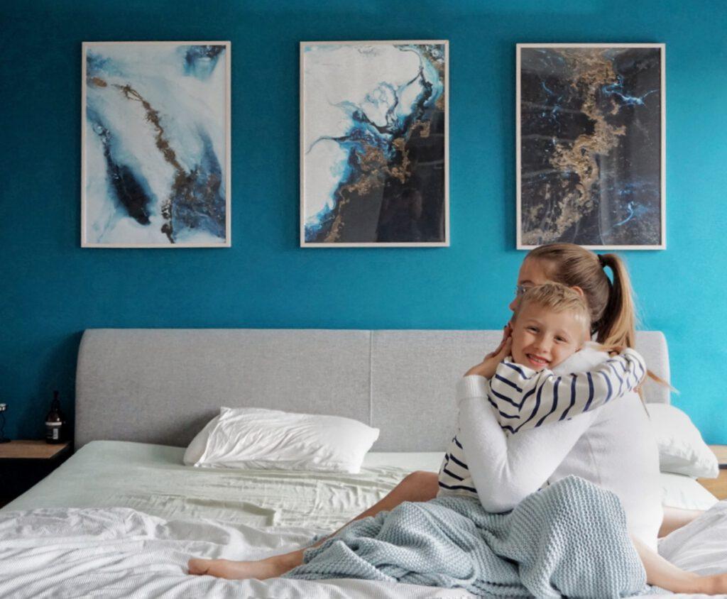 Desenio slaapkamer kunstfoto