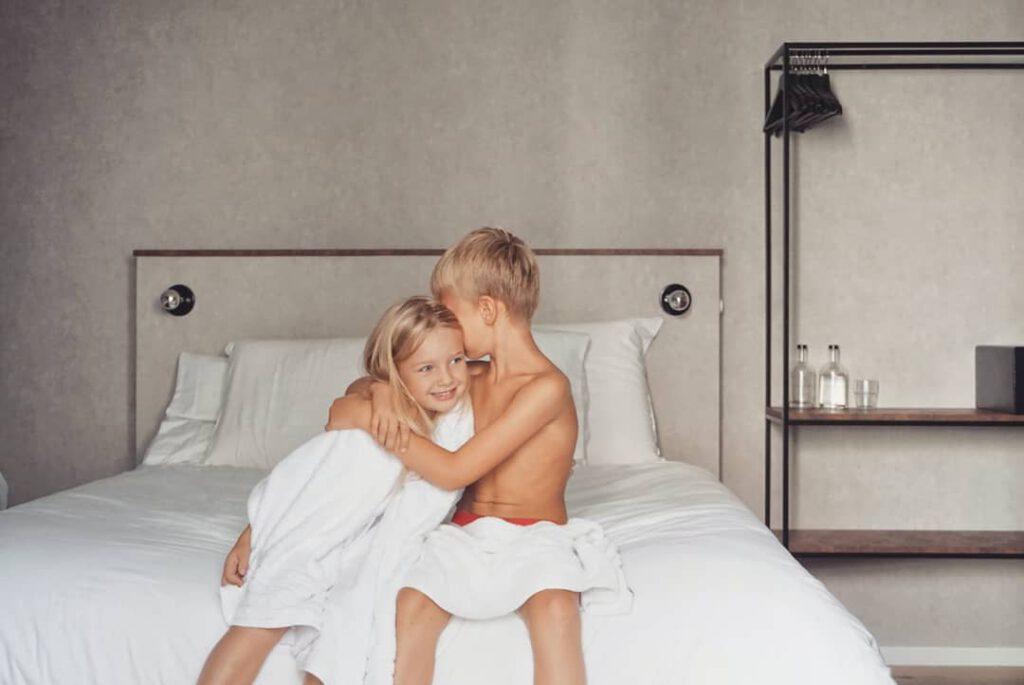 hotel in brugge met kinderen
