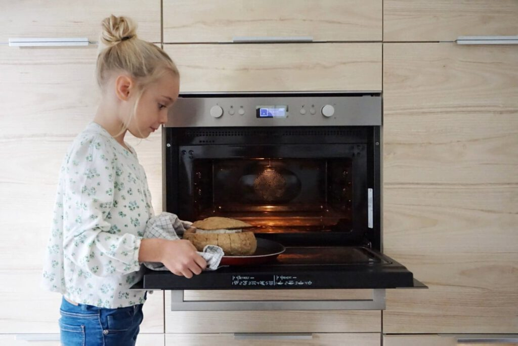 Recept brood met camembert in de oven